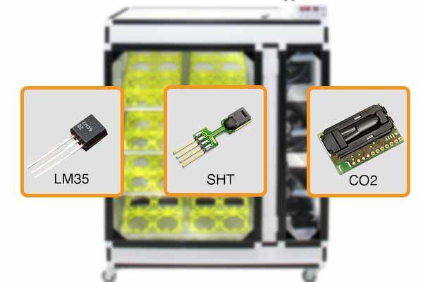 دستگاه جوجه کشی شترمرغی مجهز به 3 سنسور جداگانه