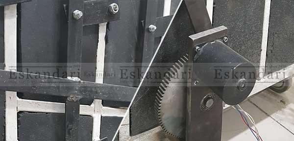 مشخصات دستگاه جوجه کشی شترمرغ