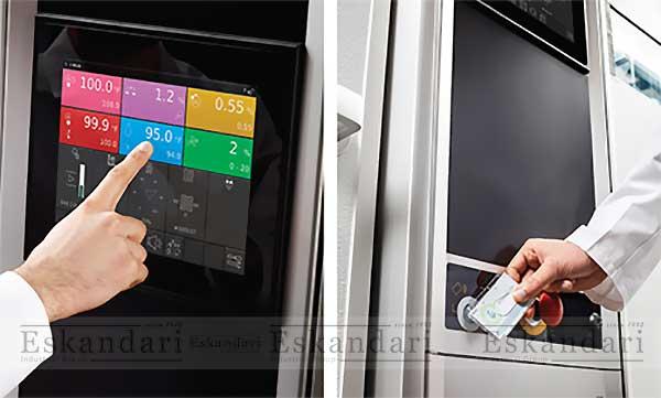 کنترل دمای دستگاه جوجه کشی