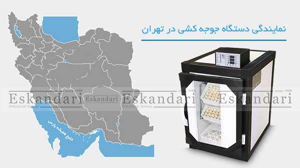 نمایندگی دستگاه جوجه کشی در تهران